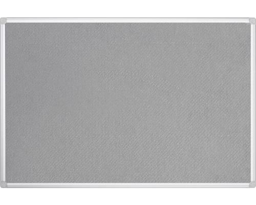 Filztafel grau 200x120 cm