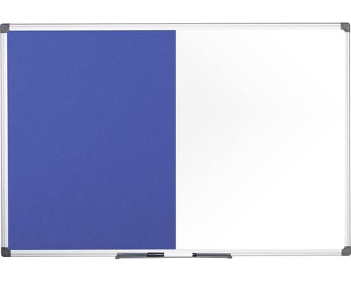Kombitafel Filz- und Magnettafel 60x45 cm