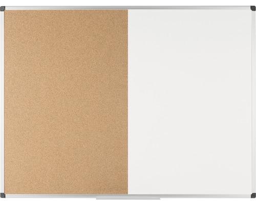 Kombitafel Kork- und Magnettafel 120x90 cm