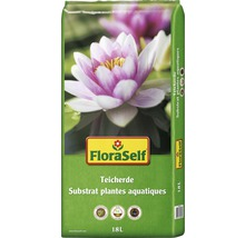 Teicherde FloraSelf 18 L