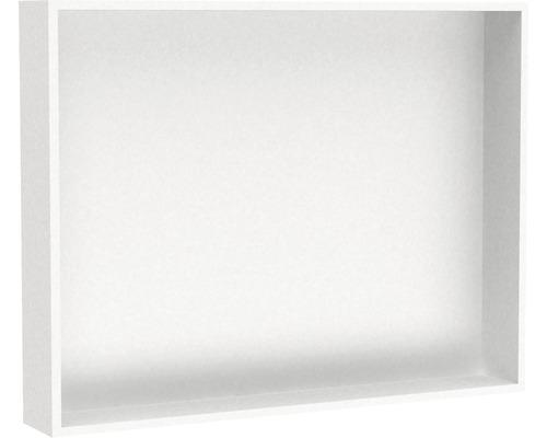 Einbaubox für Spiegelschrank ALS1 120cm grau h x b x t 80 cm x 123,6 cm x 16 cm