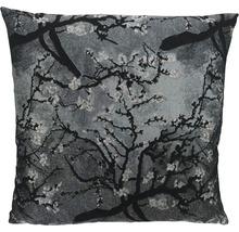 Kissen Cherry Blossom schwarz 45x45 cm