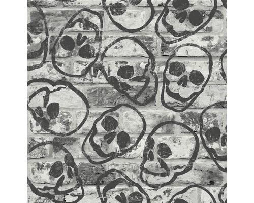 Papiertapete 108595 Kids@Home Skull Wall