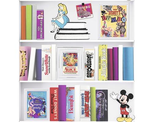 Papiertapete 106455 Kids@Home Disney Bookshelf