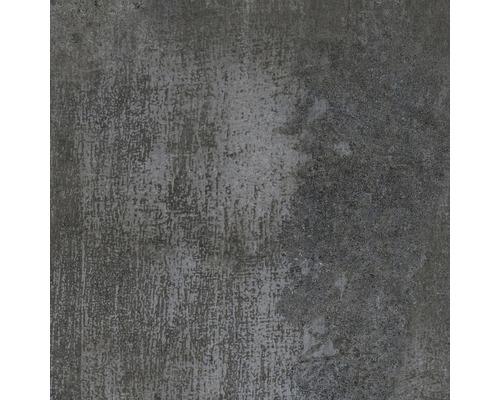 Feinsteinzeug Wand- und Bodenfliese Industrial night anpoliert 60 x 60 cm