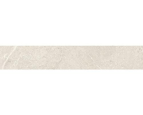 Sockel Anden Bone poliert beige 10x60 cm