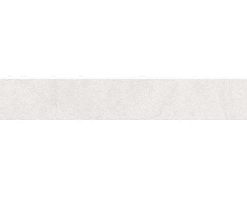 Sockel Greenwich Perla matt grau 10x60 cm