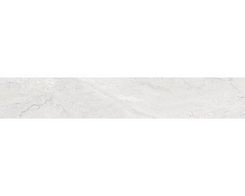 Sockel Sicilia Cenere poliert grau 10x60 cm