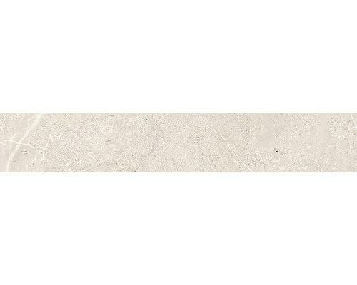 Sockel Anden Bone matt beige 10x60 cm