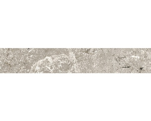 Sockel Anden Natural poliert grau 10x60 cm