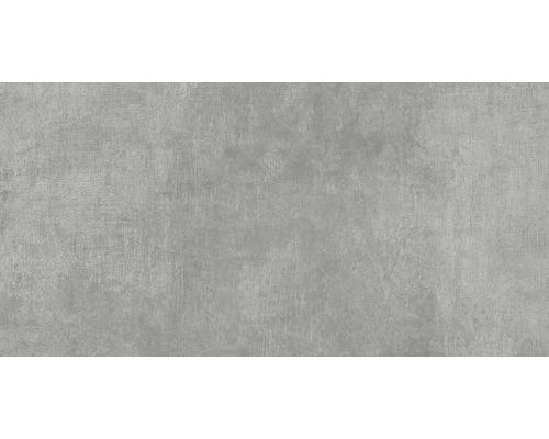 Wand- und Bodenfliese Industrial Steel anpoliert 80 x 160 cm