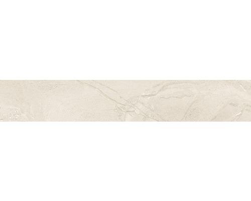 Sockel Sicilia Avorio poliert beige 10x60 cm