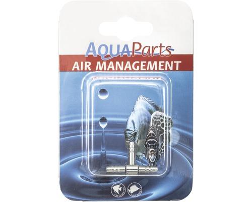 Verbindungsstück T 4/6 AquaParts metall