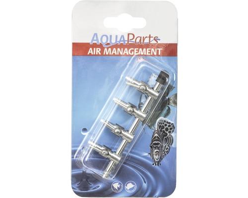 Lufthahn AquaParts 4 Wege Metall