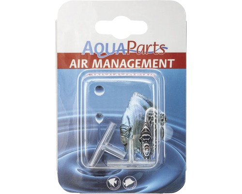 T-Stück AquaParts 4/6 2 Stück