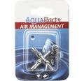 Lufthahn 3 Wege AquaParts metall