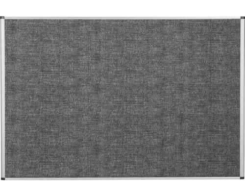 Pinnwand grau 100x150 cm