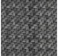 Aufstellpoool Framepool-Set Elite Rattan eckig 549x274x132 cm inkl. Leiter, Einbauskimmer, Abdeckplane & Bodenschutzvlies grau