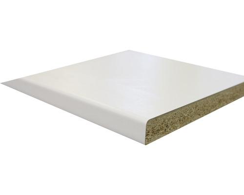 Küchenarbeitsplatte PICCANTE 601 Uni weiß 4100x600x38 mm