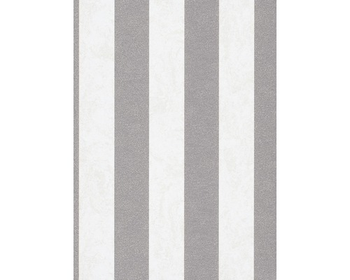 Vliestapete 10077-14 Carat Streifen creme