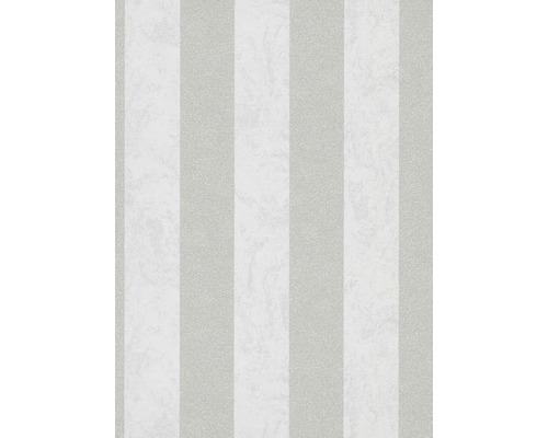 Vliestapete 10077-31 Carat Streifen hellgrau