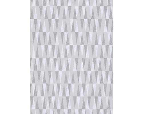 Vliestapete 10061-31 Carat Grafisch hellgrau