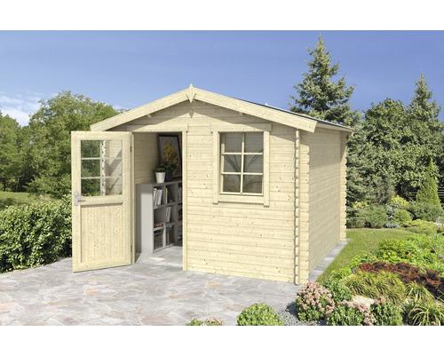 Gartenhaus Nina 275 X 175 Cm Natur Bei Hornbach Kaufen