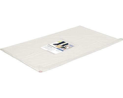 Staubschutzmatte transparent 114 x 65 x 0,1 cm