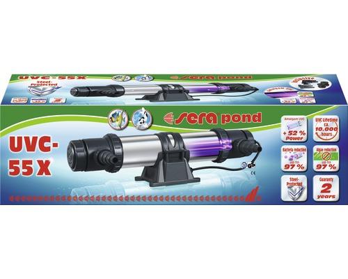 UVC-Teichklärer sera pond UVC-55X