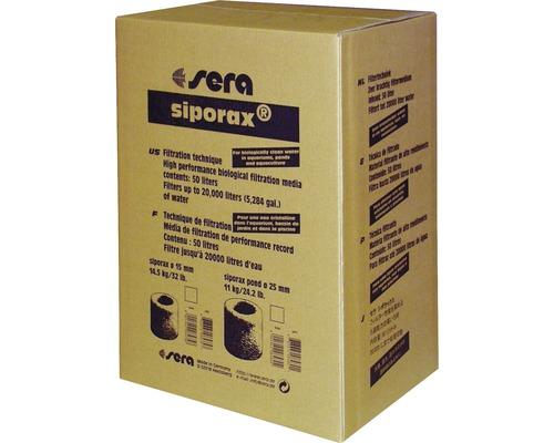 Filtermedium sera Siporax pond Algenstop 11 kg