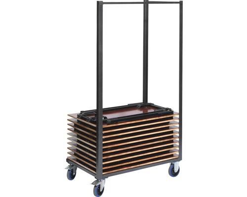Veba Transportwagen für Stehtisch max. 200 kg