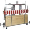 Veba Transportwagen für Marktstände max. 250 kg