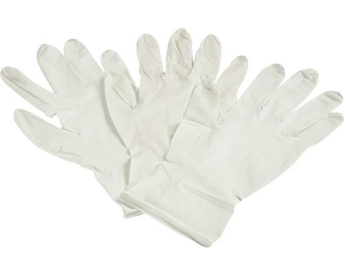 Spontex Einmalhandschuhe Protect Weiß 100er Gr. 8