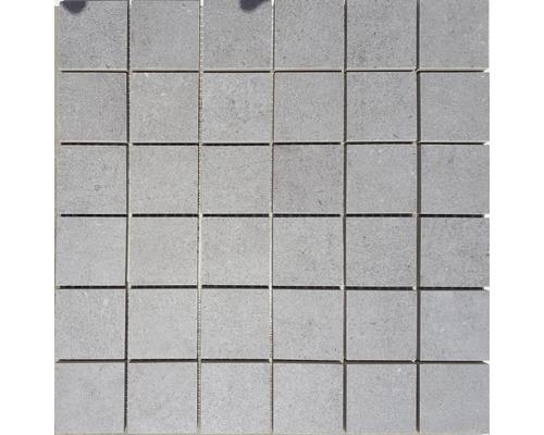 Mosaik Structure Gris 30 x 30 cm