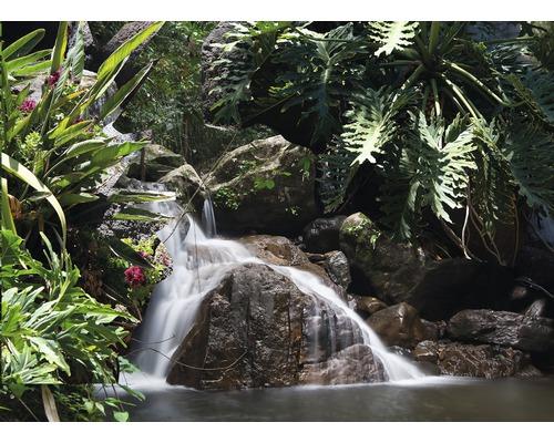 Leinwandbild Small Waterfall 84x116cm Bei Hornbach Kaufen