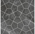Mosaik Torino anthrazit 30 x 30 cm