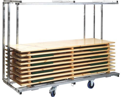 Transportwagen für Festzeltgarnituren max. 1000 kg