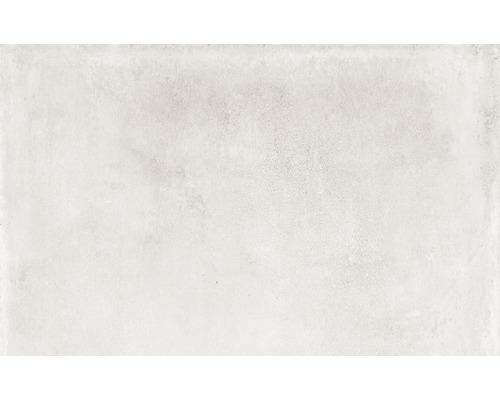 Steingut Wandfliese Freestyle 25 x 40 cm grau