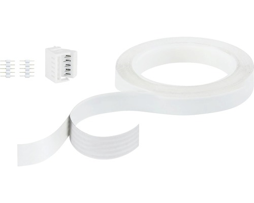 Paulmann MaxLED Invisible Connector 3 m für eine nahezu unsichtbare Verbindung von einem zum nächsten LED-Strip 24V
