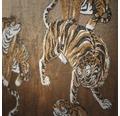 Vliestapete 84867 Memento Tiger braun