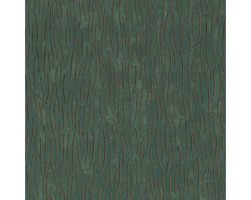 Vliestapete 84871 Memento Streifen grün