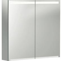Spiegelschrank Geberit Option 75x70 cm IP 44 (fremdkörper- und spritzwassergeschützt)