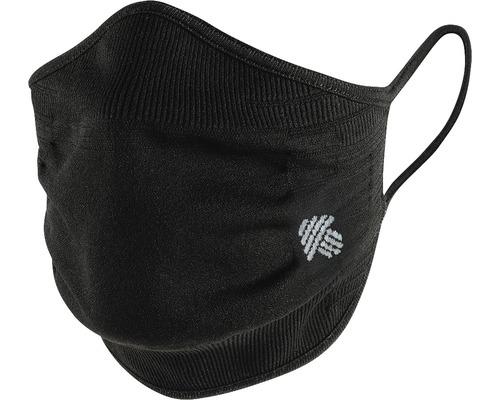 Community Maske Gesichtsmaske Stoffmaske Hammer Workwear schwarz, Größe M