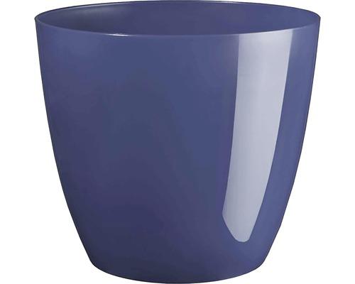 Blumentopf Ella Ø 15 cm H 13,4 cm Kunststoff blau