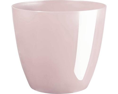 Blumentopf Ella Ø 18 cm H 16 cm Kunststoff rosa