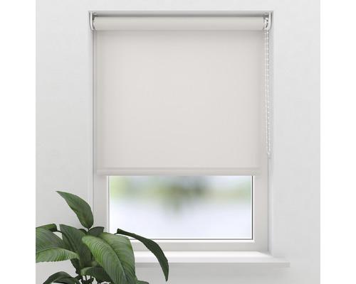 Soluna Tageslichtrollo T1, uni weiß, 80x190 cm