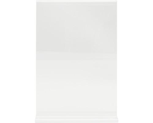 Kartenhalter transparent DIN A6