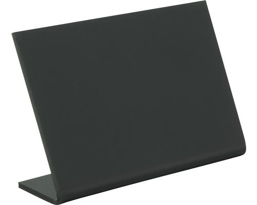 L-Tischkreidetafel Vertikal DIN A8