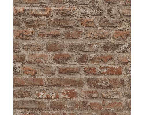 Vliestapete 36706-2 Stein rot