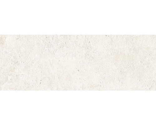 Steingut Wandfliese Downtown beige Metalloptik 25 x 70 cm